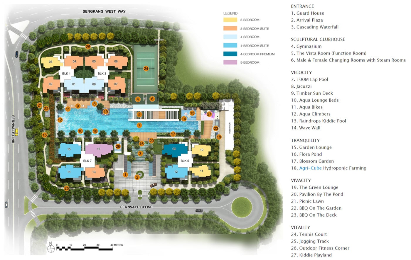 Lush Acres EC Site Plan