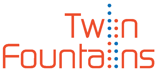 Twin Fountains EC Logo